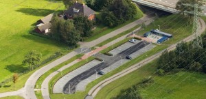 Park & Bike Goutum - Leeuwarden Vrij-Baan
